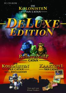 Kolonisten van Catan Deluxe