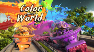 Color Your World Banner